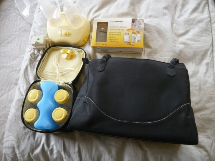 Medela Pump In Style Breast Pump. Know the best breast pump for breastfeeding moms.