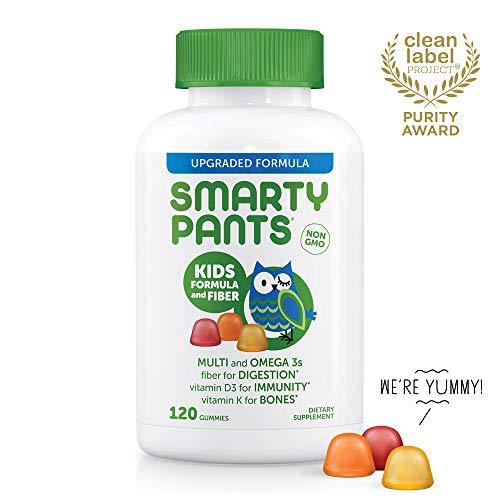 Smartypants 120 count for teen kids.