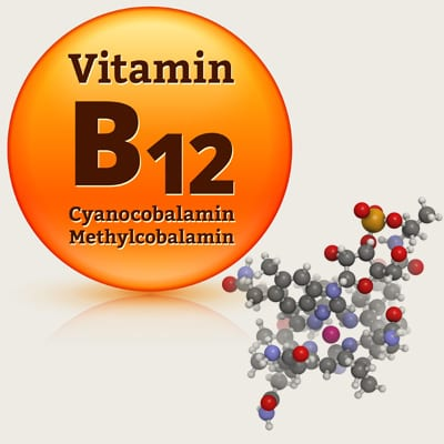 Vitamin B12. It is composed of Cyanocobalamin Methylcobalamin. Check your teen multivitamins if it contains vitamin b12.