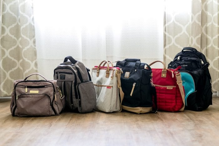 Top picks of Soho diaper bag, designer satchel, leather top handle handbag, diaper backpack, diaper bag with stroller straps and mom purse. What could be the best purse or tote for mothers with toddler.