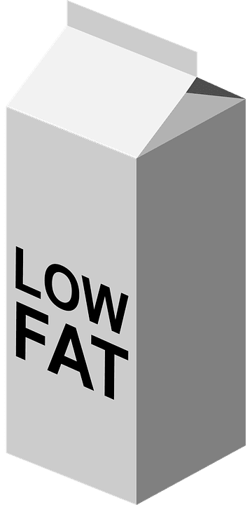Does low fat milk contain enough fat milk for pregnant woman? Is it dangerous to drink less fats and low essential fatty acids?