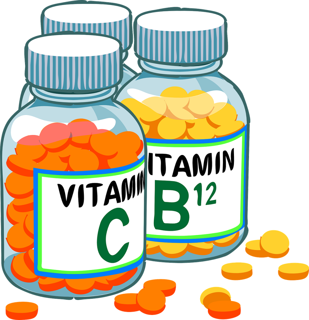 Vitamins C and B. This is good when taken along with probiotics while breastfeeding or during pregnancy.