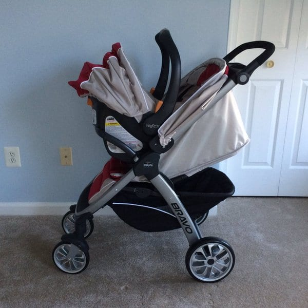what is the best baby carseat with stroller set 4