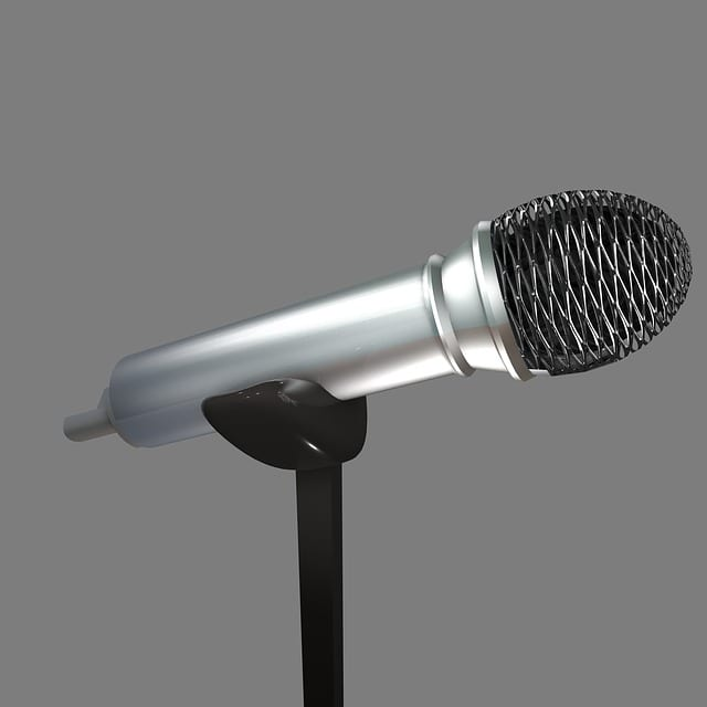 Classic Kid's Microphone. Great for kids who are musically inclined.