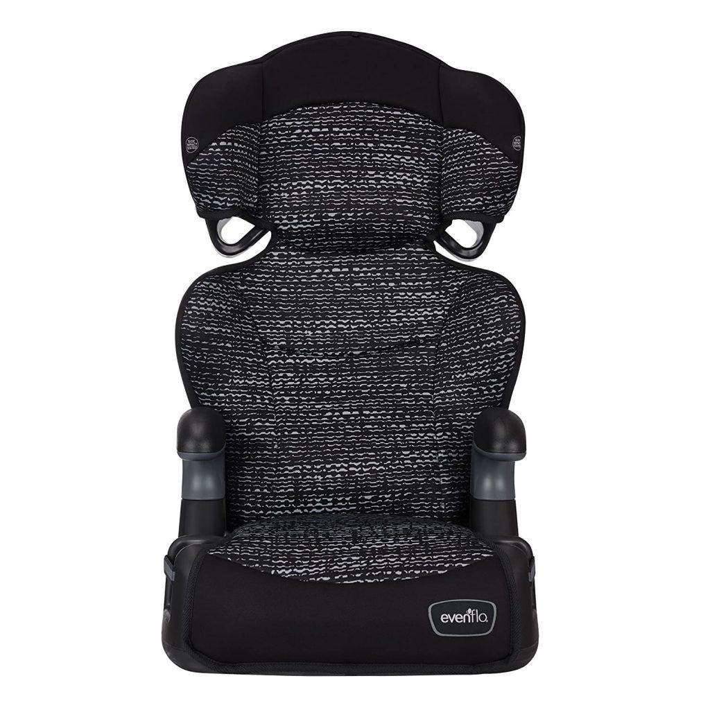 narrow seats keep children secured