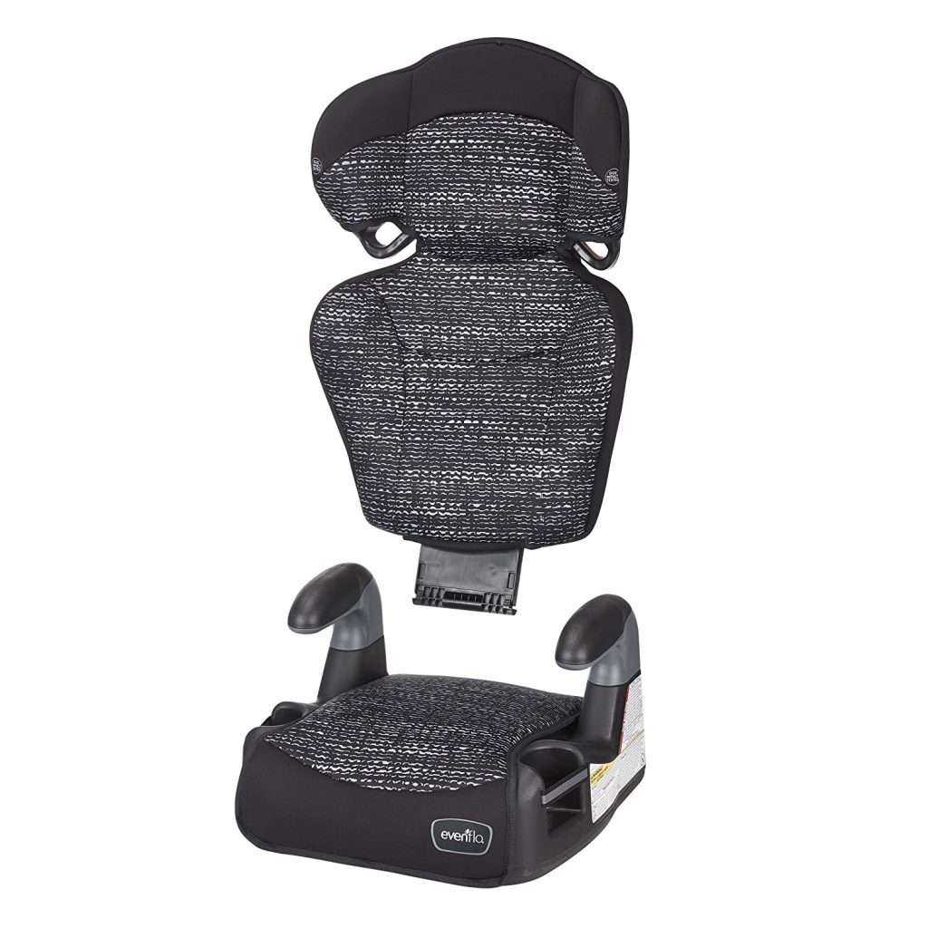 Diono Radian 3R is one of the most narrow seats on the market.