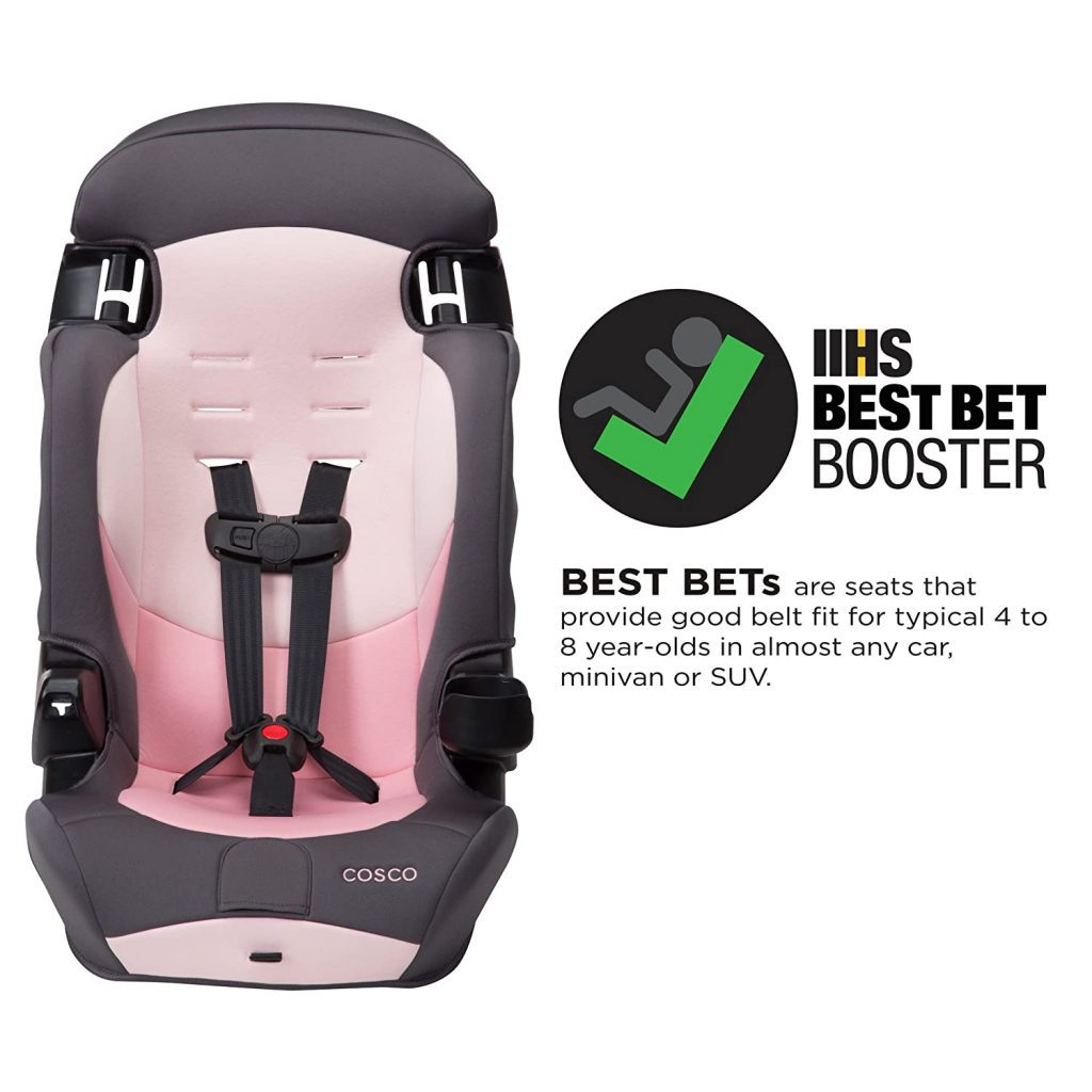 These narroe car seats met the Federal safety standards