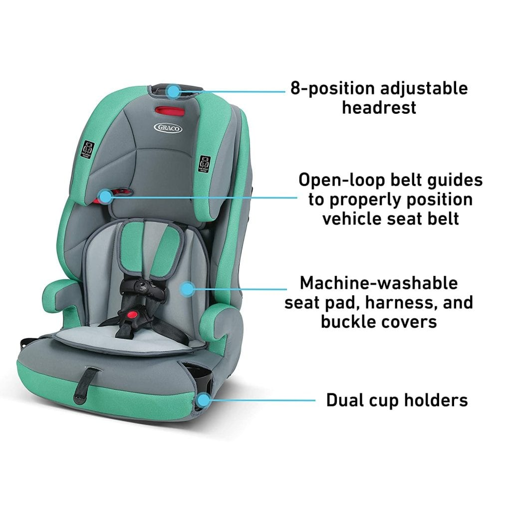 These narrow car seats are not meant to be used until children reach 40 lbs. These narrow car seats are a good investment as narrow car seats grow with your child and these narrow car seats offers maximum convenience since it is simple to install and clean.