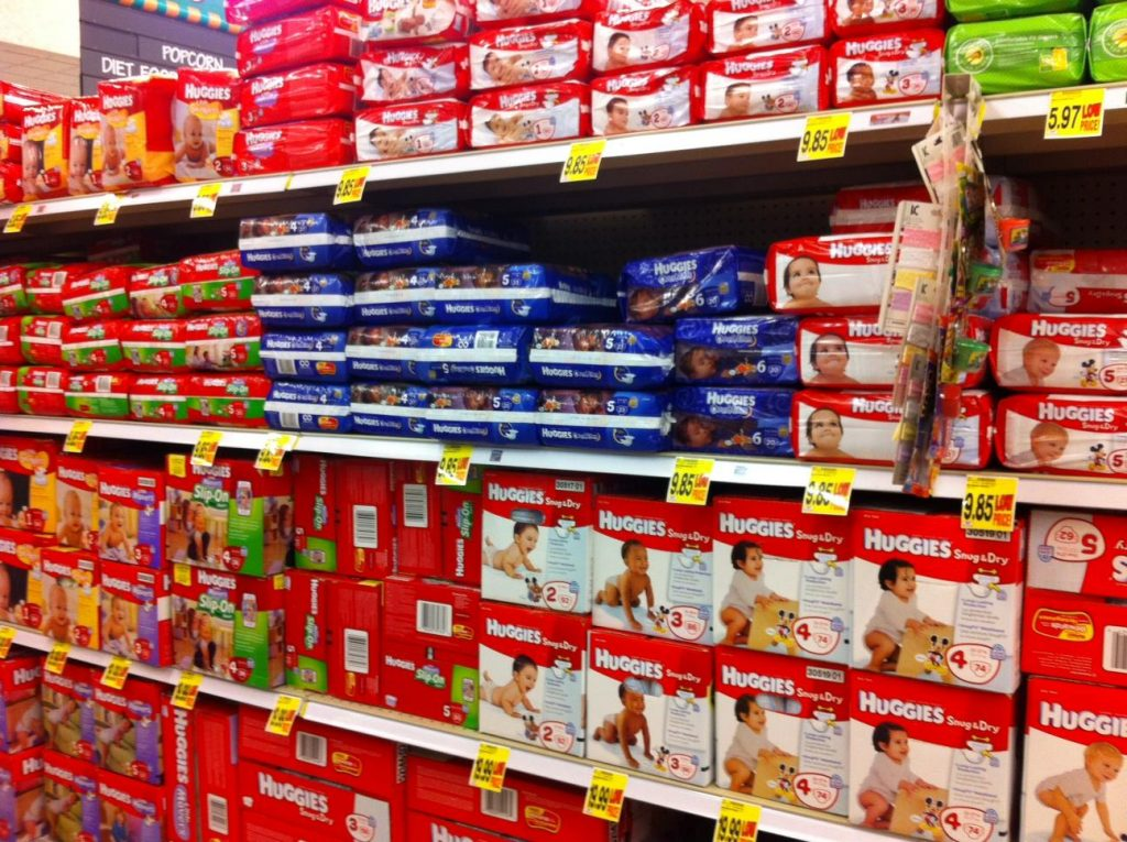 Huggies diapers. Among all Huggies diapers, Huggies Overnites diapers are the best for nighttime use.