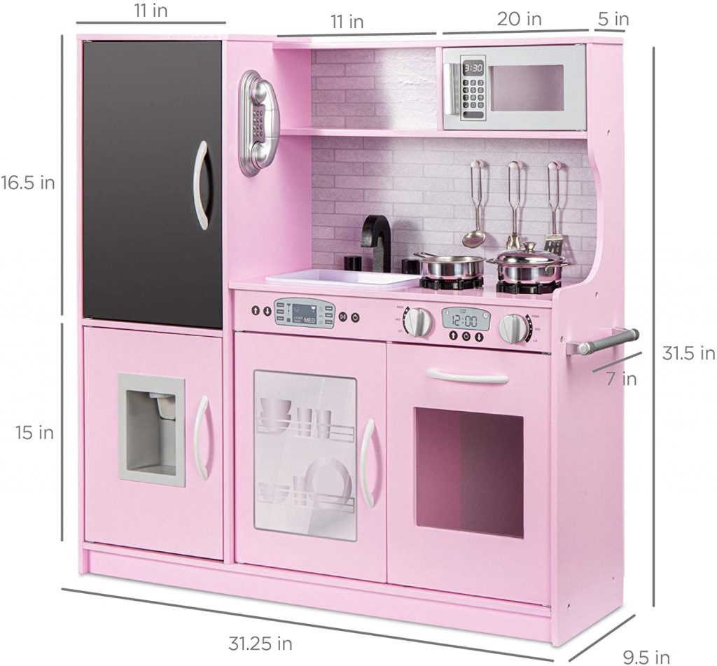 Wooden Play Kitchen Sets Your Child Will Love Family Hype