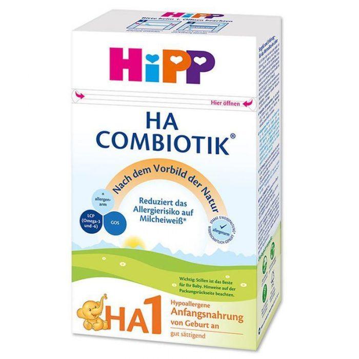 HiPP formula drink