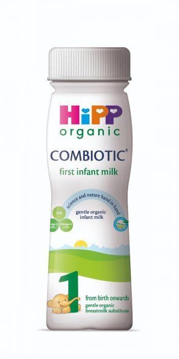 HiPP organic formula contains aluminum unlike holle formula