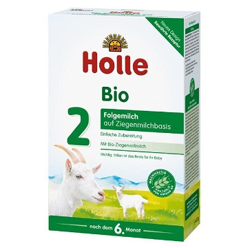 Holle Formula has 3 stages