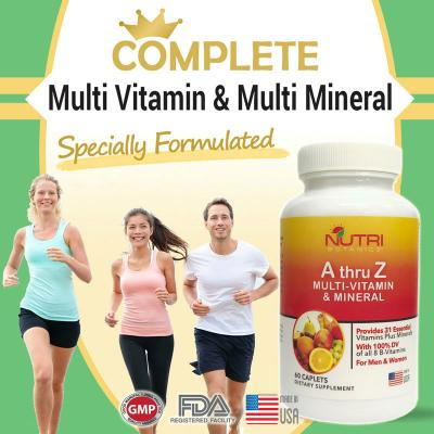 Check the multivitamins that best work for your body and even support joint health especially for adults.