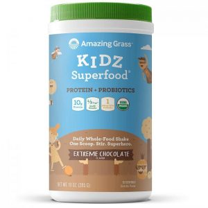 Amazing Grass Kidz Superfood - kids vitamins that are made in the USA