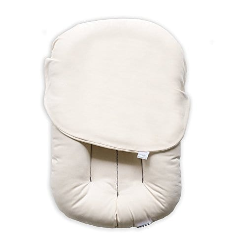 Snuggle Me looks comfy for baby. Would you go for this or DackATot?