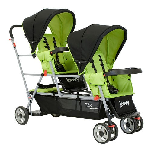 Double Stroller Tandem Style by Joovy Caboose