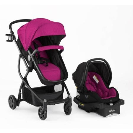 Urbini Stroller and Car Seat. This is the Urbini Omni Travel System. Find out if this Urbini travel system is the best for your needs.