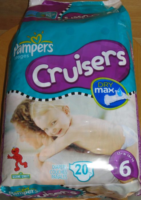 Pampers Cruisers Dry Max. Is Cruisers better than Swaddlers? Find out in this article about pampers swaddlers vs cruisers.