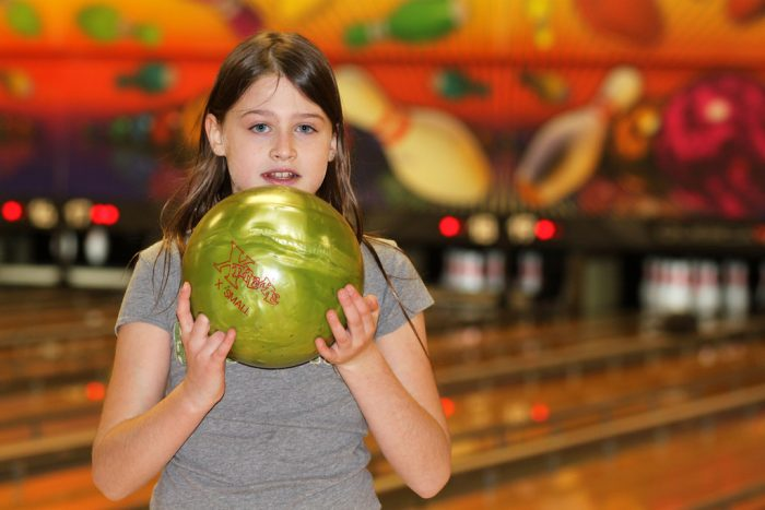 A a good bowling ball should be not be too heavy for the bowler