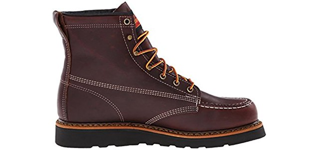 A good leather shoe warehouse. Check out some of the best for warehouse pickers.