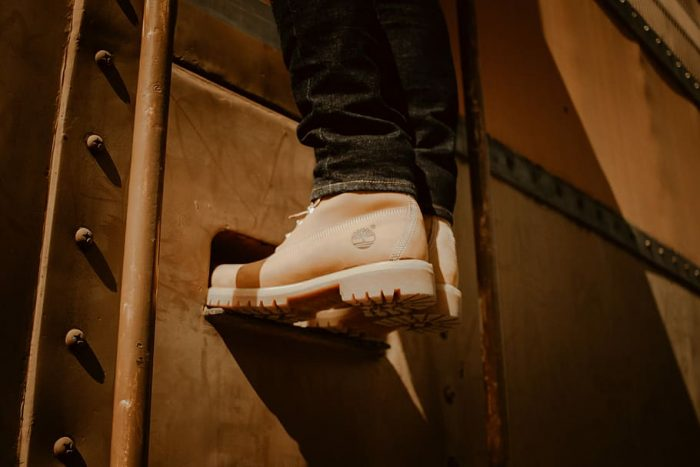 Timberland Warehouse Shoes. Consider getting a good brand of shoes for warehouse pickers.