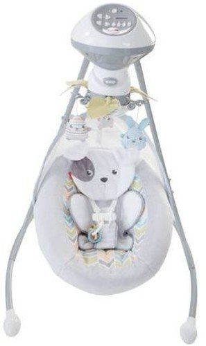 Fisher-Price Sweet Snugapuppy Best Baby Swings