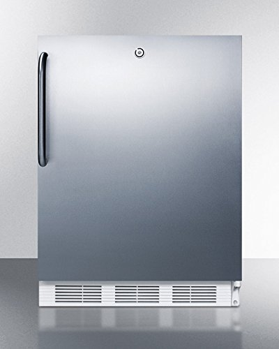 Upright Freezer with single door and handle